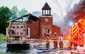 3 historically black churches within 200 miles targeted in fires