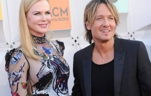 BREAKING:  Keith Urban wins entertainer of the year