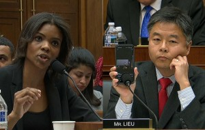 Candace Owens Flips the Script at DEM Hearing on White Nationalism:  The 'Goal' Here is to Scare Minorities Into Supporting Censorship