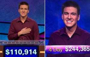 'Jeopardy!' contestant wins $110k, sets single-day record