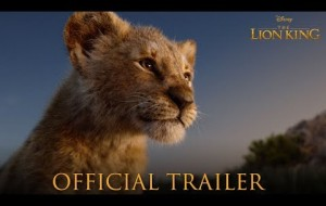 VIDEO: The Lion King Official Trailer