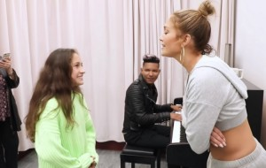 This Video Of Jennifer Lopez's Daughter Singing Alicia Keys Is Amazing