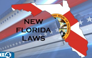 New Florida laws are going into effect July 1, 2019