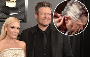 Blake Shelton Officially Has a 'Quarantine Mullet' and Gwen Stefani Is to Blame