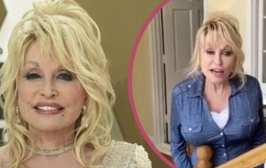 Dolly Parton Says Pandemic Message From God: Holding Us Up To Light...