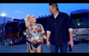 VIDEO: Blake Shelton - Nobody But You Live Duet with Gwen Stefani