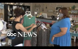 Small businesses in Texas face re-closure as New York shops navigate reopening