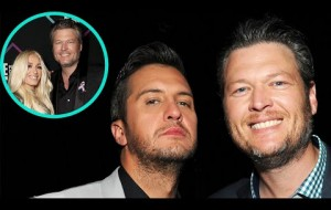Video:  Blake Shelton Zings Luke Bryan Over Gwen Stefani Duet Dig