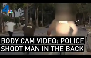 Pasadena Police Release Dashcam, Body Cam Video of a Deadly Police Shooting