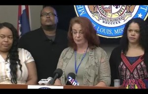 Watch: Wife of retired captain David Dorn, killed during night of looting, makes statement