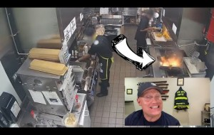 How to (and NOT) put out grease fires!