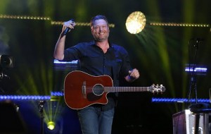 Blake Shelton Says He's Rich on Love in New Song 'Minimum Wage'