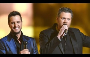 Blake Shelton Couldn't Let Luke Bryan Get Away With It