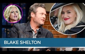 Blake Shelton admits 'Falling in love' with Gwen from first meeting but is afraid of Miranda Lambert
