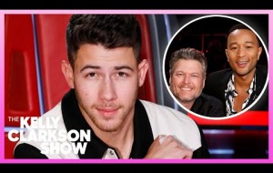 Nick Jonas On 'The Voice' Coaches' 'Sexiest Man Alive' Titles
