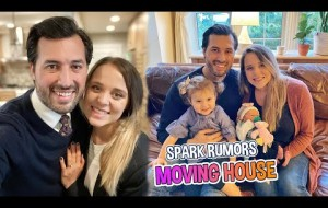 DUGGAR RUMORS!!! Jinger Duggar And Jeremy Vuolo Are Moving House?