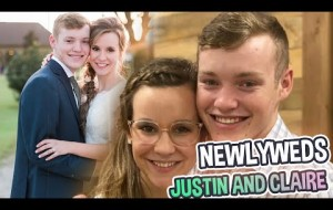 Justin and Claire Duggar: We're Learning So Much About Each Other as Newlyweds!