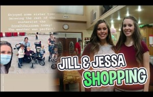 Jill & Jessa Duggar Reunite for a Day of Shopping Amid Ongoing Family Feud