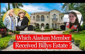 Which Alaskan Member Got Billy Brown Money And Estate?