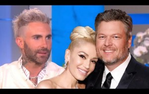 Adam Levine Jokes He DOESN'T Support Blake Shelton and Gwen Stefani Getting Married