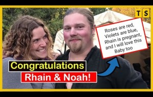 Alaskan Bush People couple, Noah and Rhain announce second pregnancy!