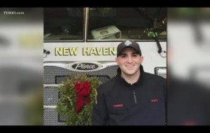 'Truly a hero' | Fallen New Haven firefighter mourned throughout the state